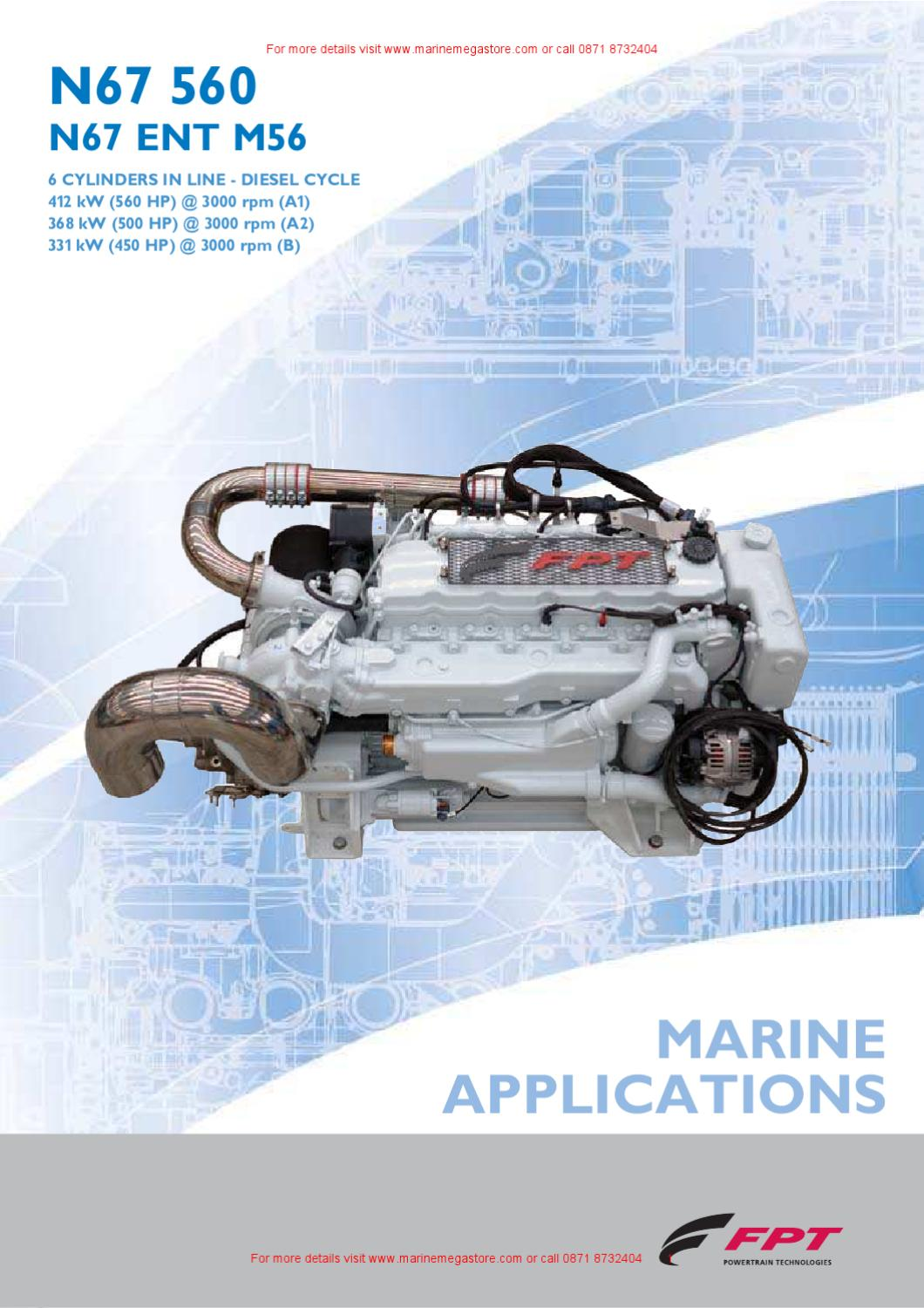 Fiat Powertrain Technologies Fpt N67 560 English By