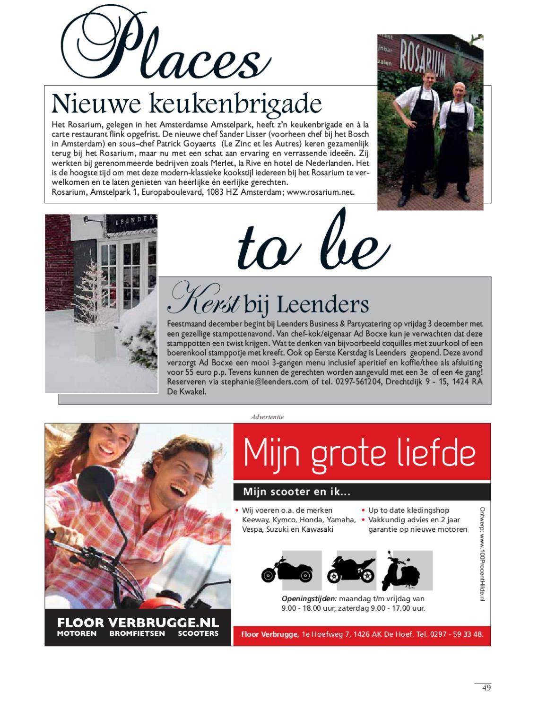 Uitmagazine by uitmagazine page 49 issuu for Moderne kookstijl