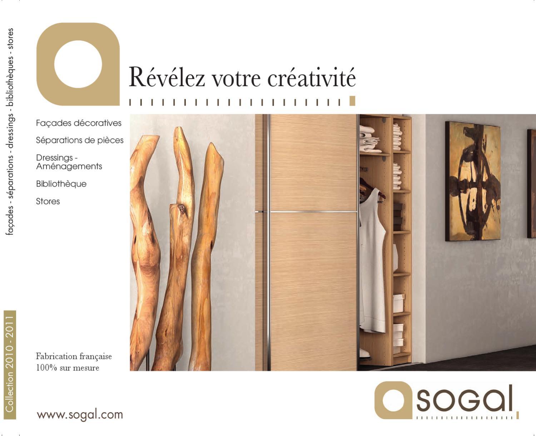 catalogue sogal 2010 2011 by cr e ma maison issuu. Black Bedroom Furniture Sets. Home Design Ideas