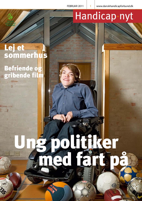 Handicap nyt by dansk handicap forbund   issuu