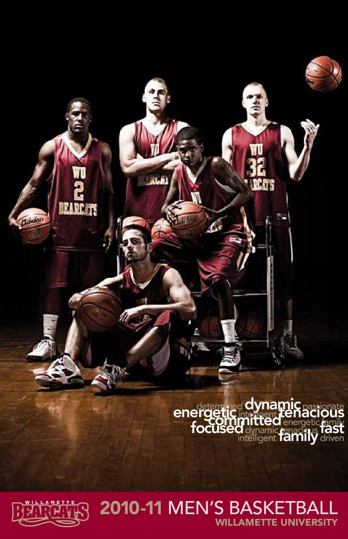 2010-11 Bearcat Men's Basketball by Willamette University ...