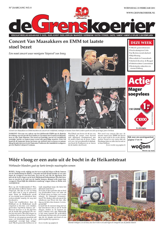 Grenskoerier week 08 2011 by De Grenskoerier - issuu