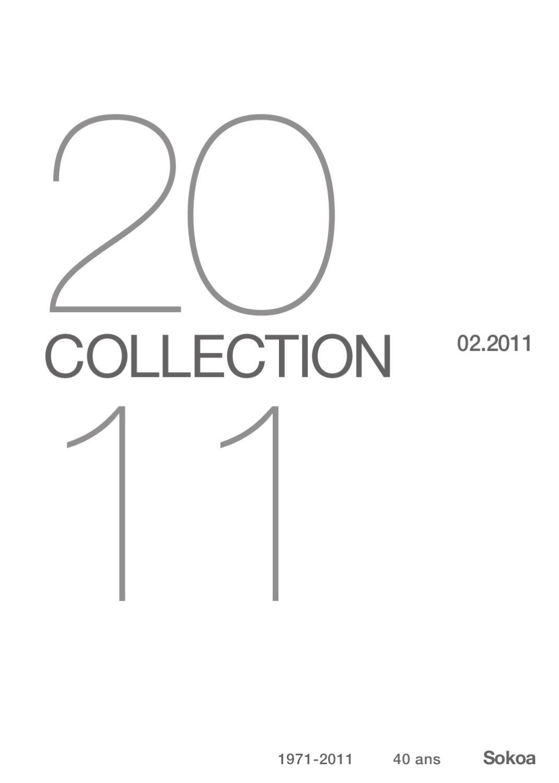 Sokoa collection 2011 by sokoa hendaye issuu for Sokoa hendaye