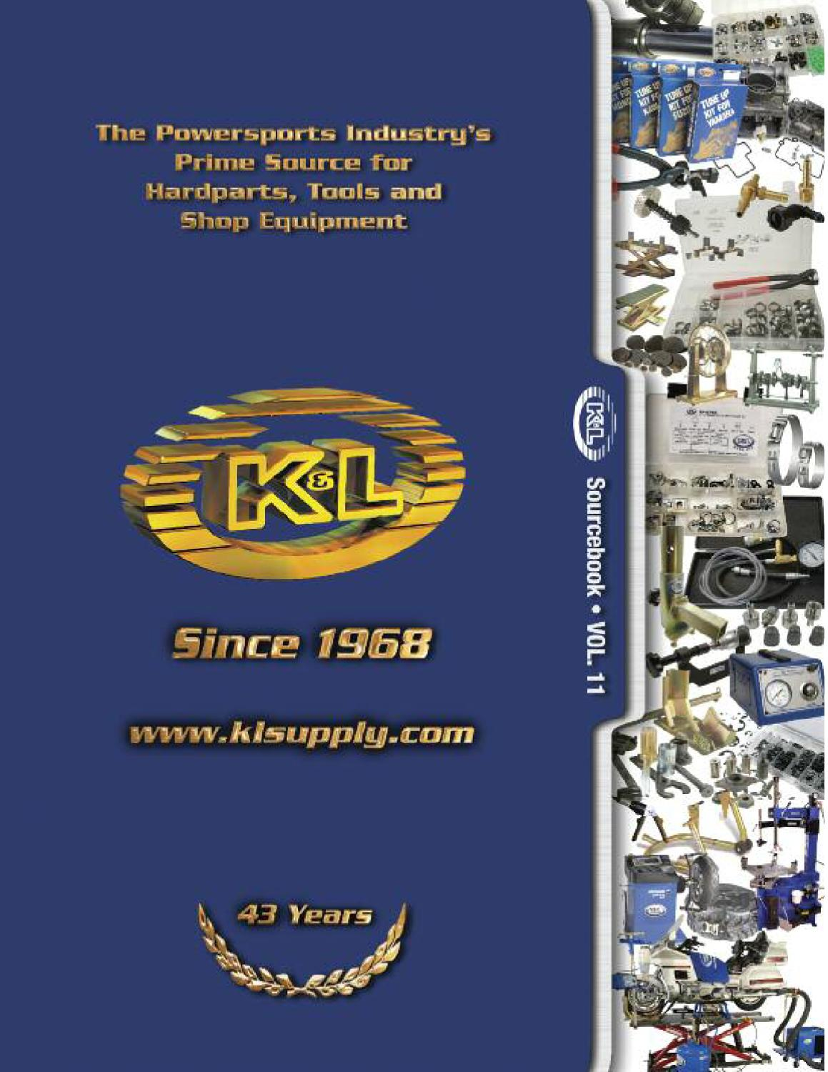 K l supply 2011 catalog by klsupply k l issuu for Gardeners supply company catalog
