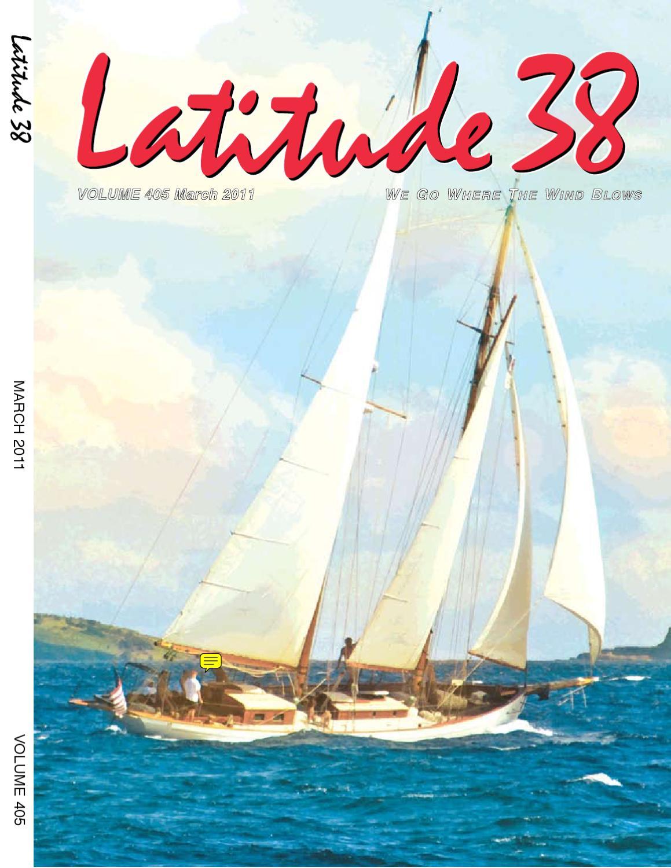 Latitude 38 Mar 2011 By Latitude 38 Publishing Llc Issuu