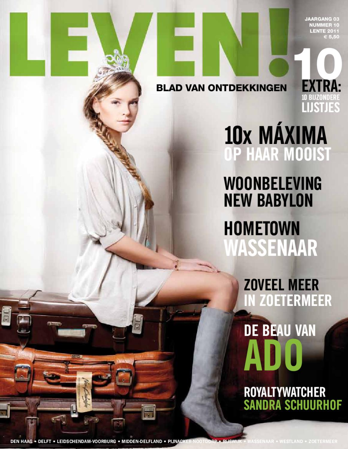 Leven! den haag #10 by zabriski media   issuu