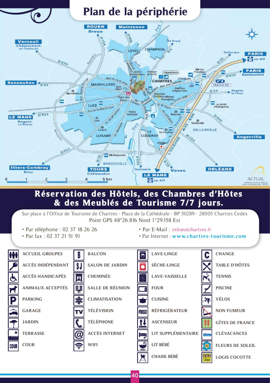 Guide d 39 accueil de l 39 office de tourisme de chartres by vincent perillat page 40 issuu - Office de tourisme de chartres ...