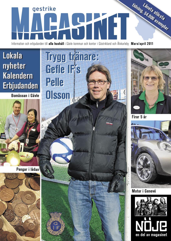 Gestrike magasinet nr 3 2011 by gestrike media   issuu