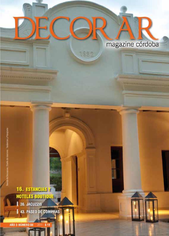 RVISTA DECORAR MAGAZINE N° 8 by Ramiro Masjoan - issuu