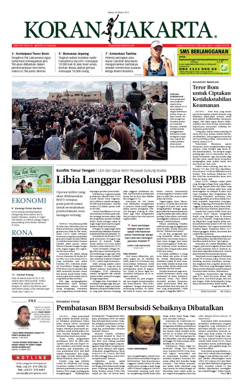 Edisi By Pt Berita Nusantara :: CONTOH TEKS
