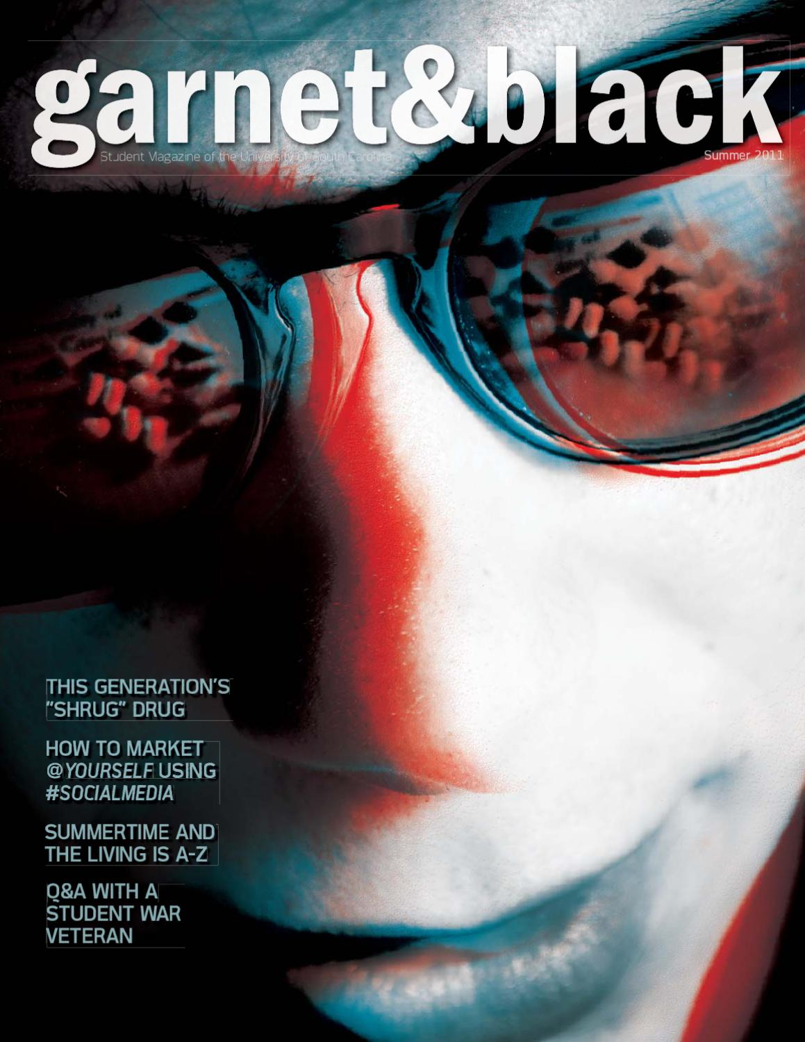 Garnet & black summer issue 2011 by garnet & black magazine   issuu