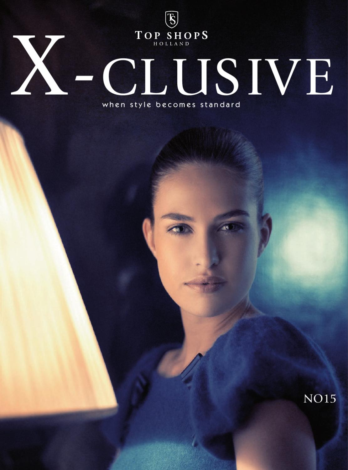 X-clusive 15 by Top Shops - issuu
