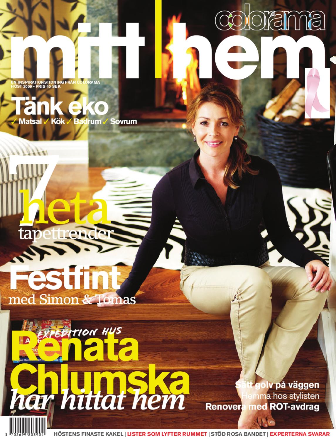 Colorama mitt hem by rubrik   issuu