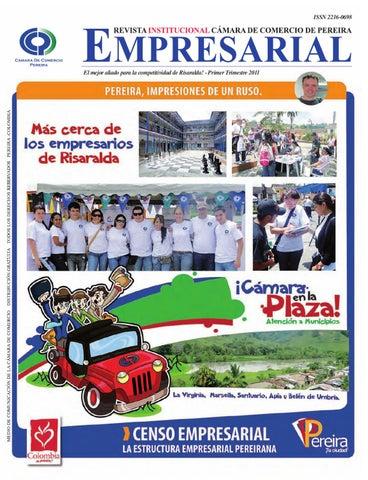 Revista Empresarial Primer Trimestre 2011