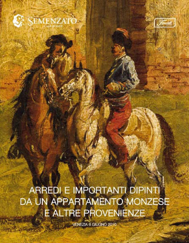Rare porcellane italiane, mobili, oggetti d'arte, dipinti antichi ...