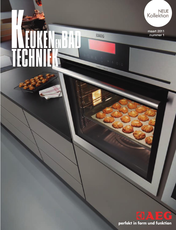 Keuken en badtechniek no.1 maart 2013 by uitgeverij de schouw   issuu