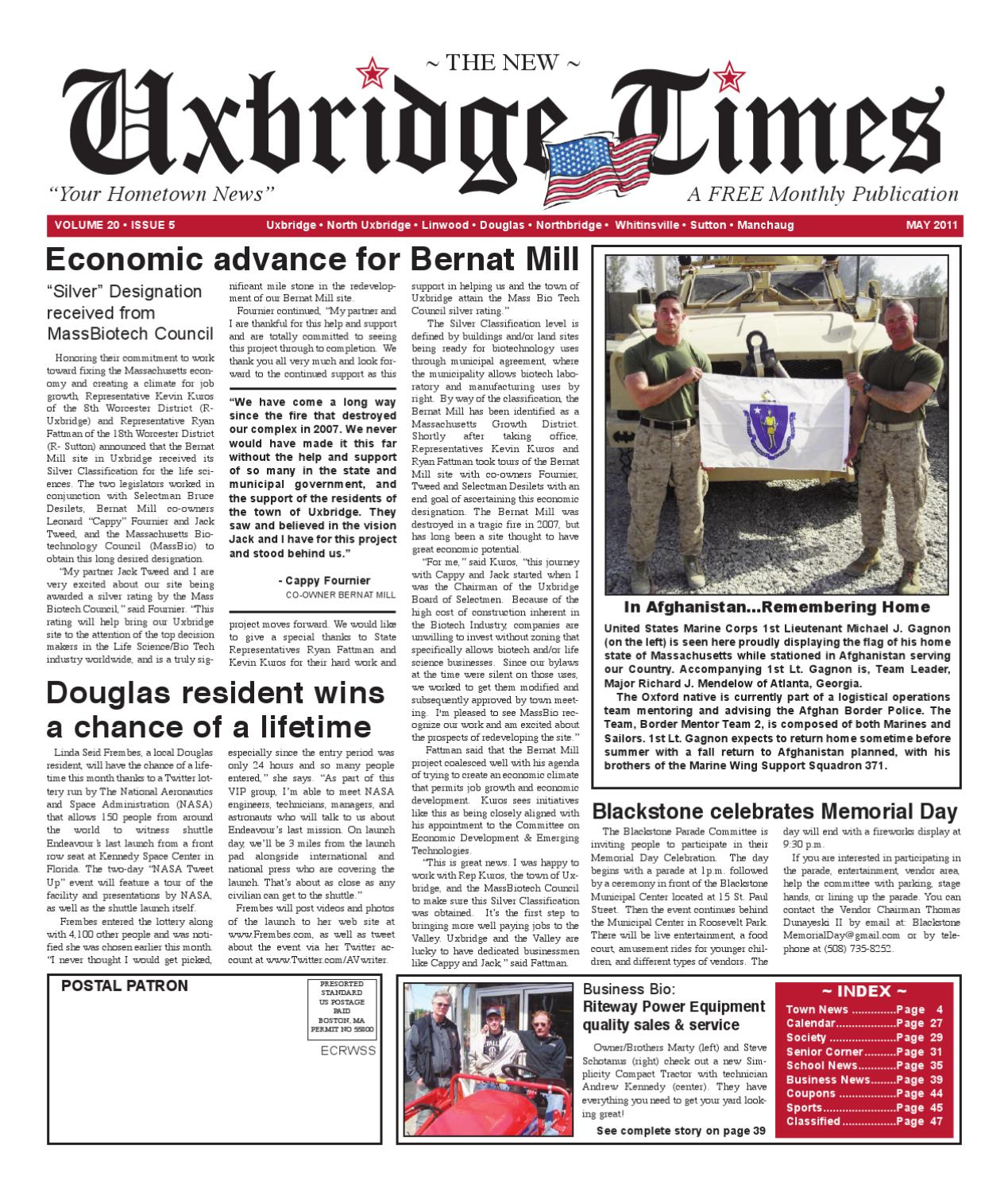 the new uxbridge times by the new uxbridge times issuu