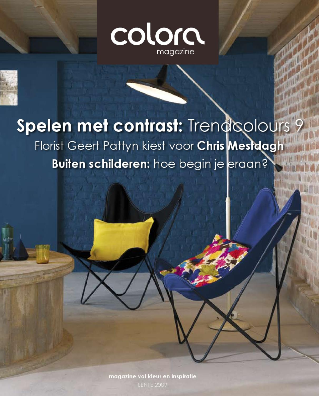 colora magazine 2009 maart by colora de verfwinkel issuu