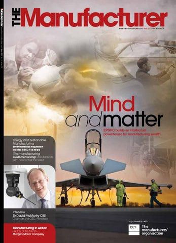The Manufacturer May 2011 issue