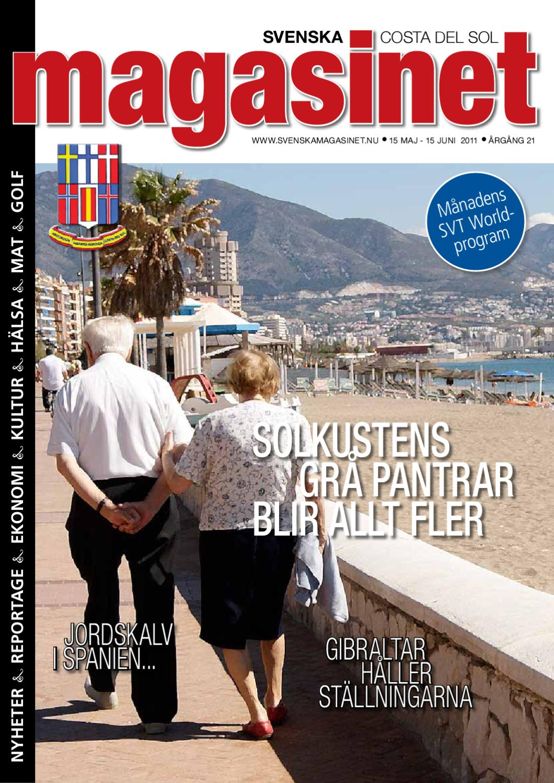 April 2014 by svenska magasinet, spanien   issuu