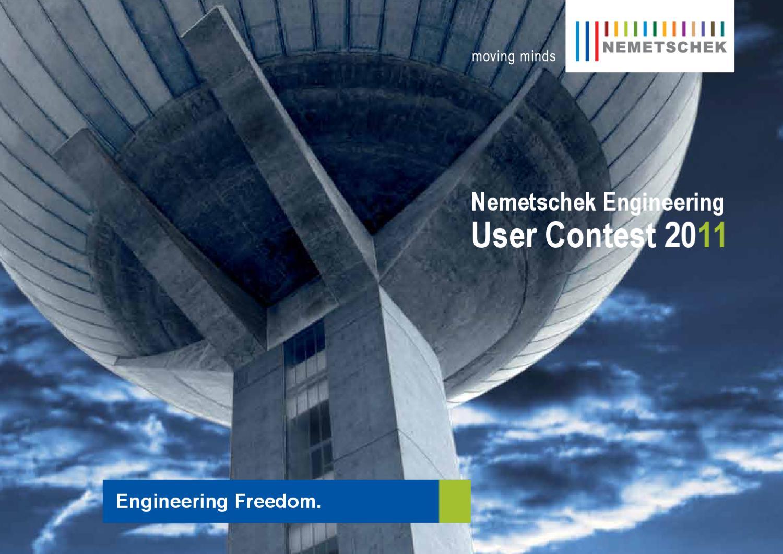 Nemetschek Engineering User Contest 2011 by gurdal atlamaz - issuu