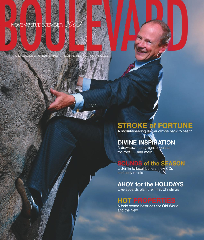 Boulevard Magazine - November/December 2009 Issue by Boulevard ...