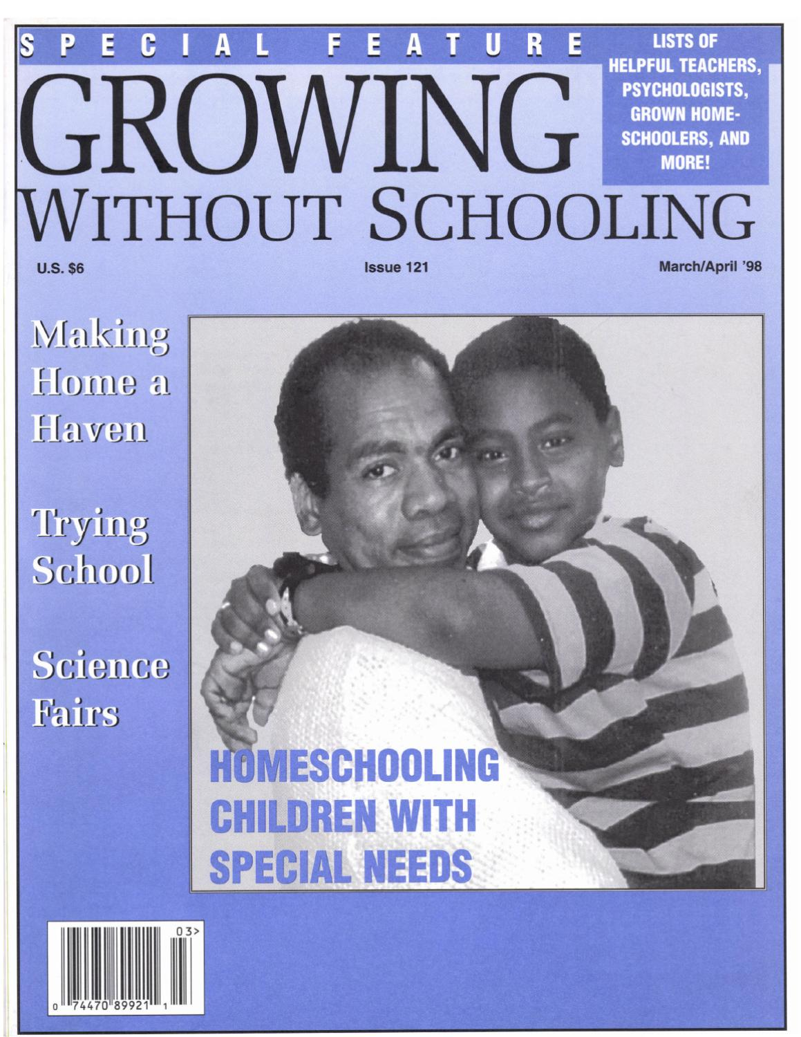 growing out schooling by patrick farenga issuu