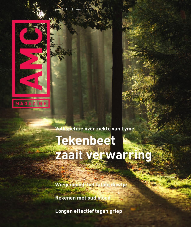 Amc magazine juni 2011 by academic medical center   issuu