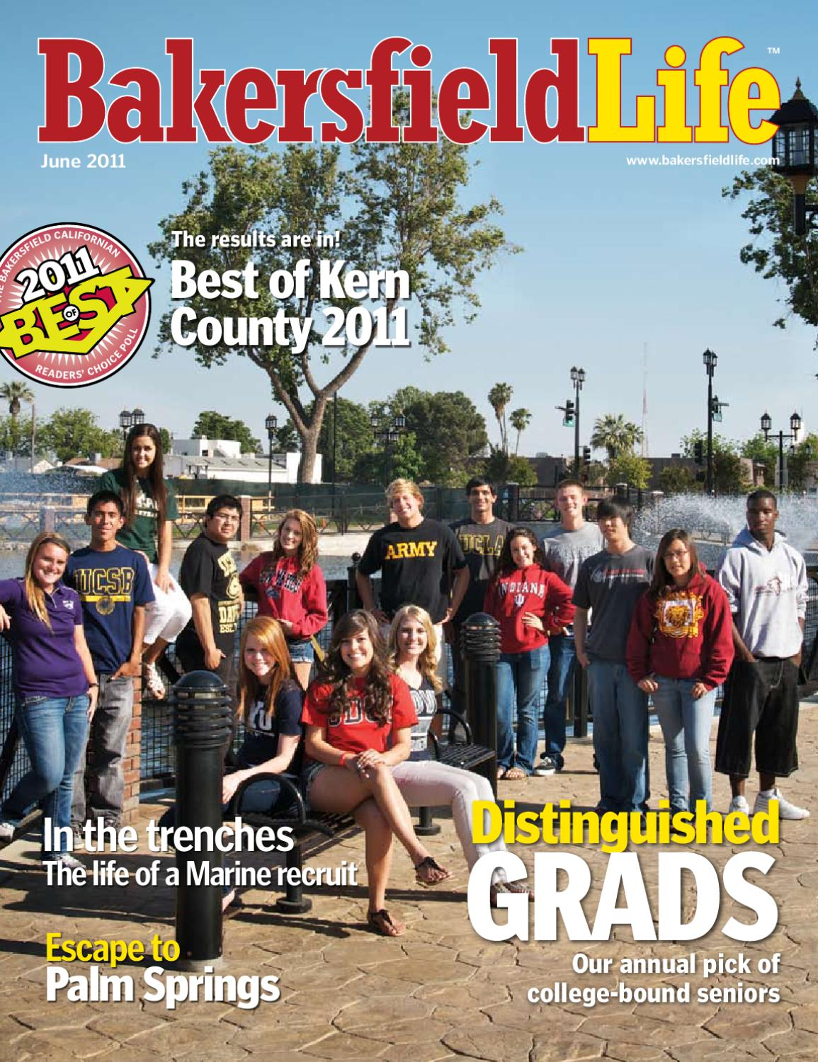 Bakersfield Life Magazine June 2011 By Tbc Media Specialty