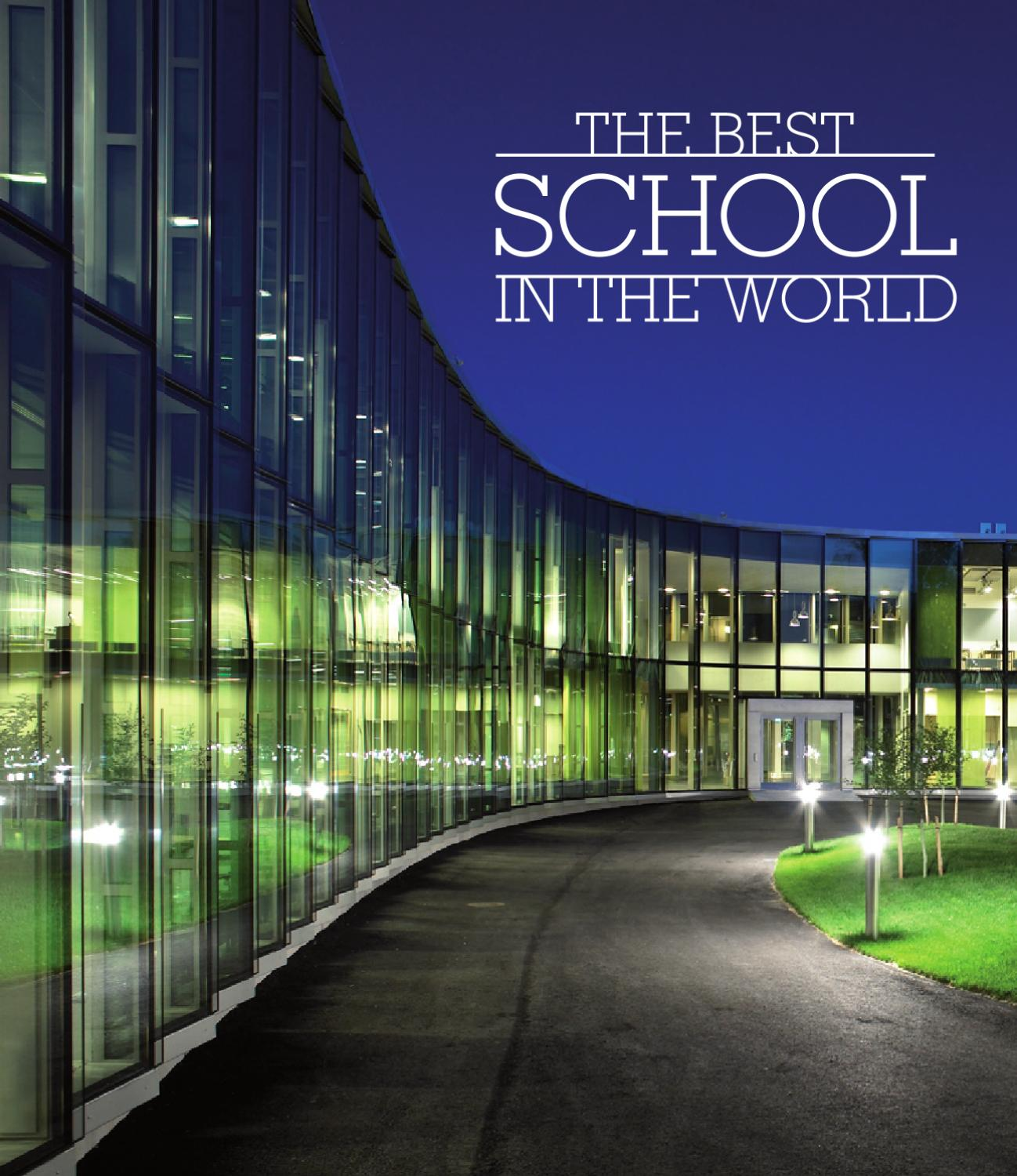 The Best School In The World Seven Finnish Examples From