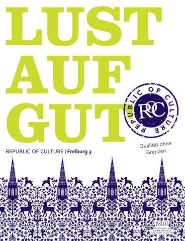 LUST AUF GUT Magazin | Freiburg Nr. 3