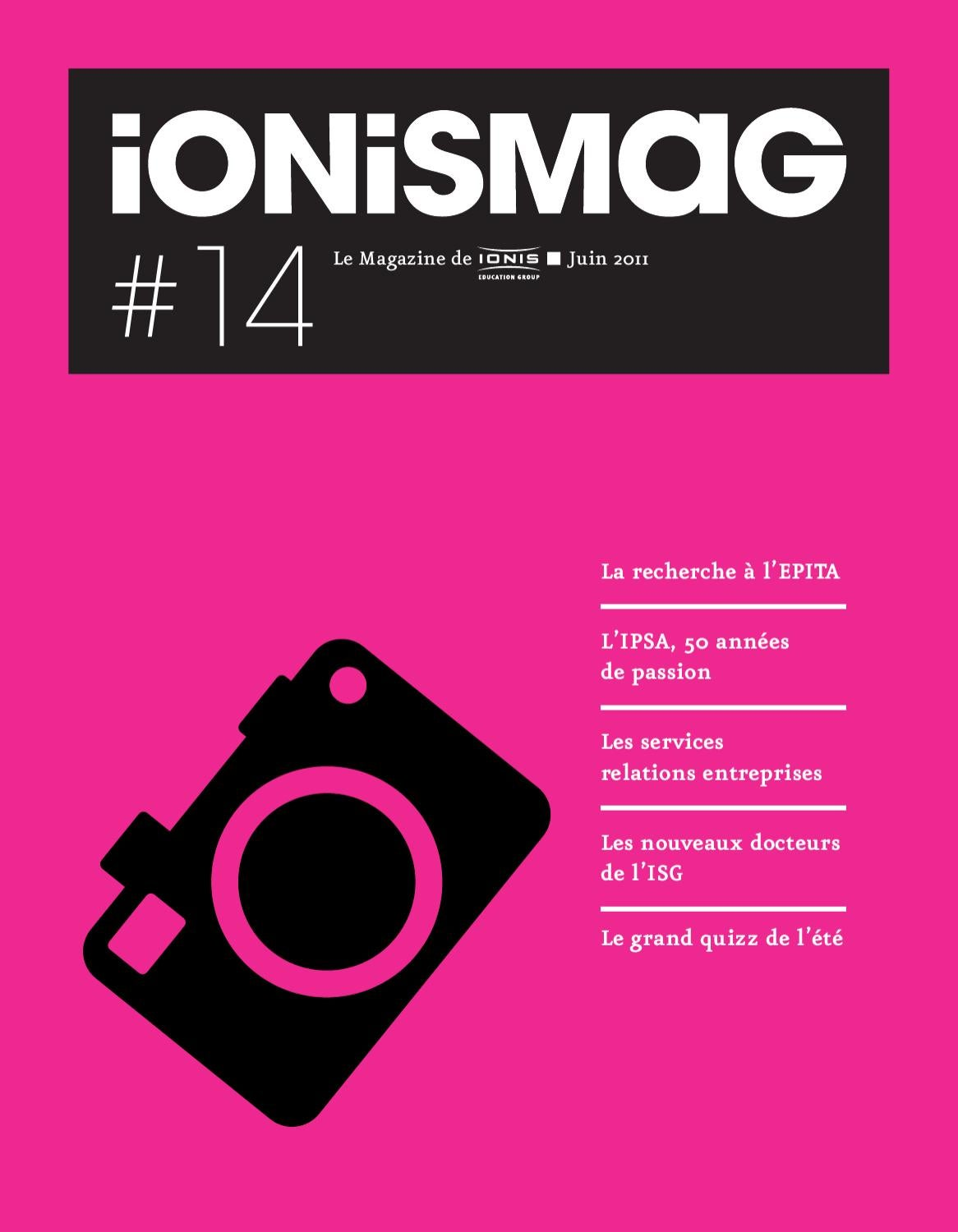 ionis mag 14 by ionis education group issuu