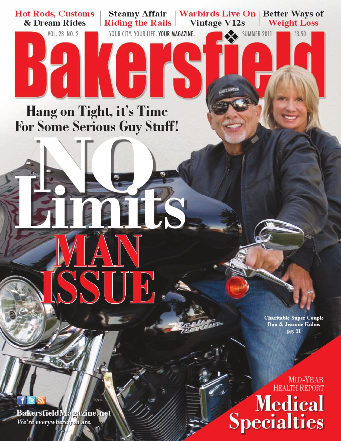 Bakersfield magazine 28 2 the man issue by bakersfield for Bakersfield home magazine