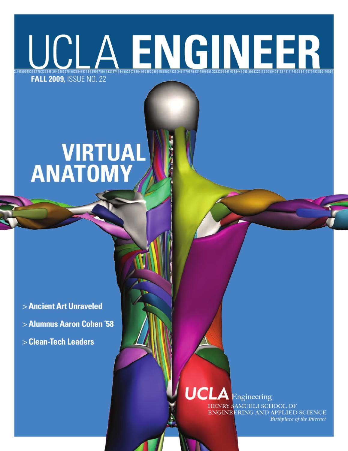 What kind of academic profile and other features are the deans and admittance at UCLA looking for?