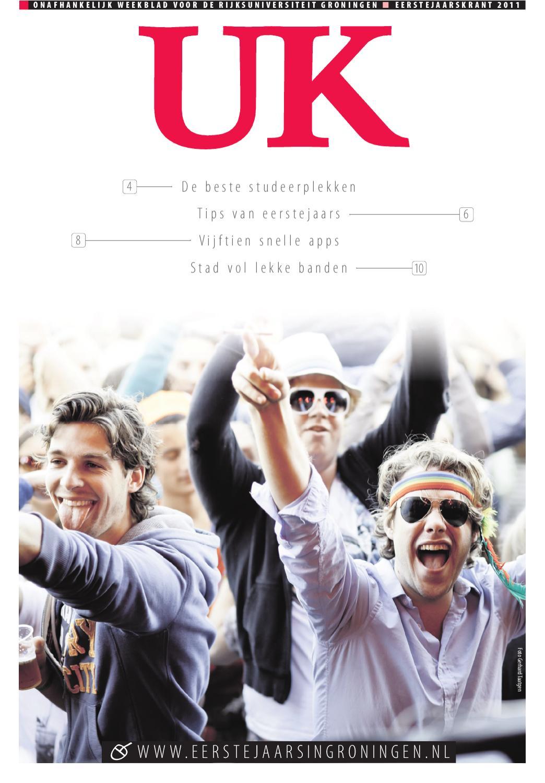 UK eerstejaarskrant 2011 by universiteitskrant - issuu