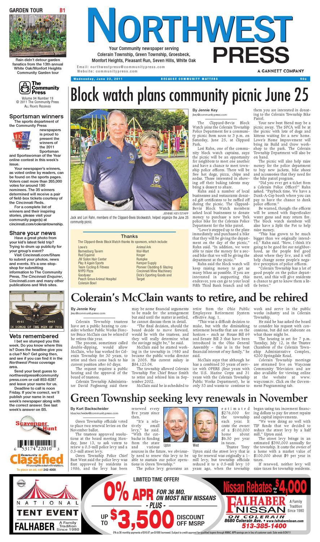 Northwest Press 062211 By Enquirer Media Issuu