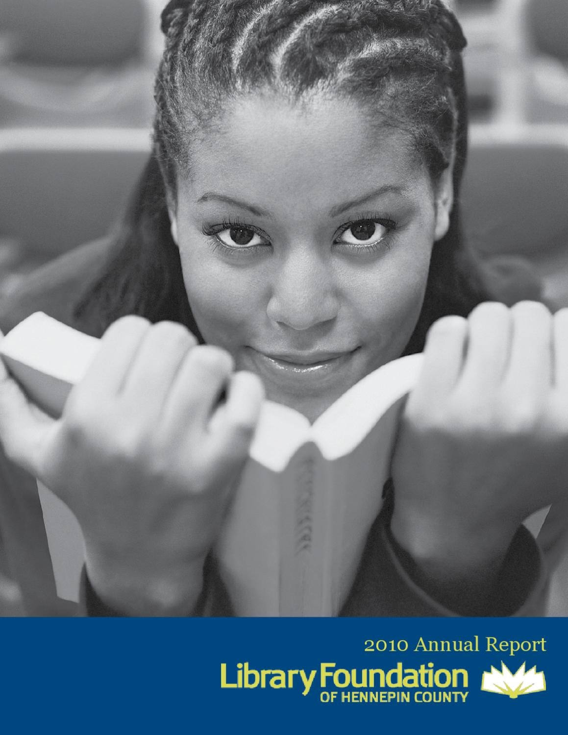 annual report by library foundation of hennepin county issuu
