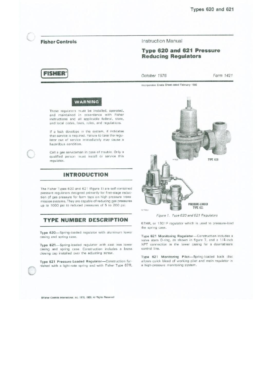 620 instruction manual by rmc process controls  u0026 filtration  inc