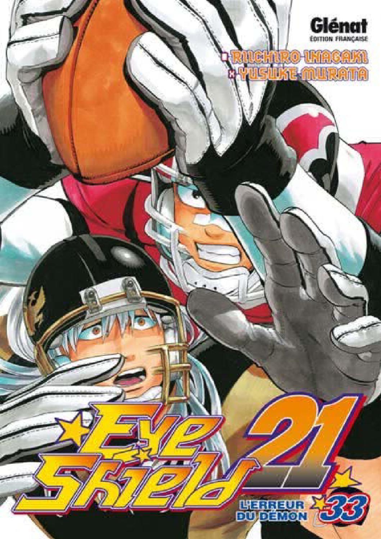 Eyeshield 21 Scan