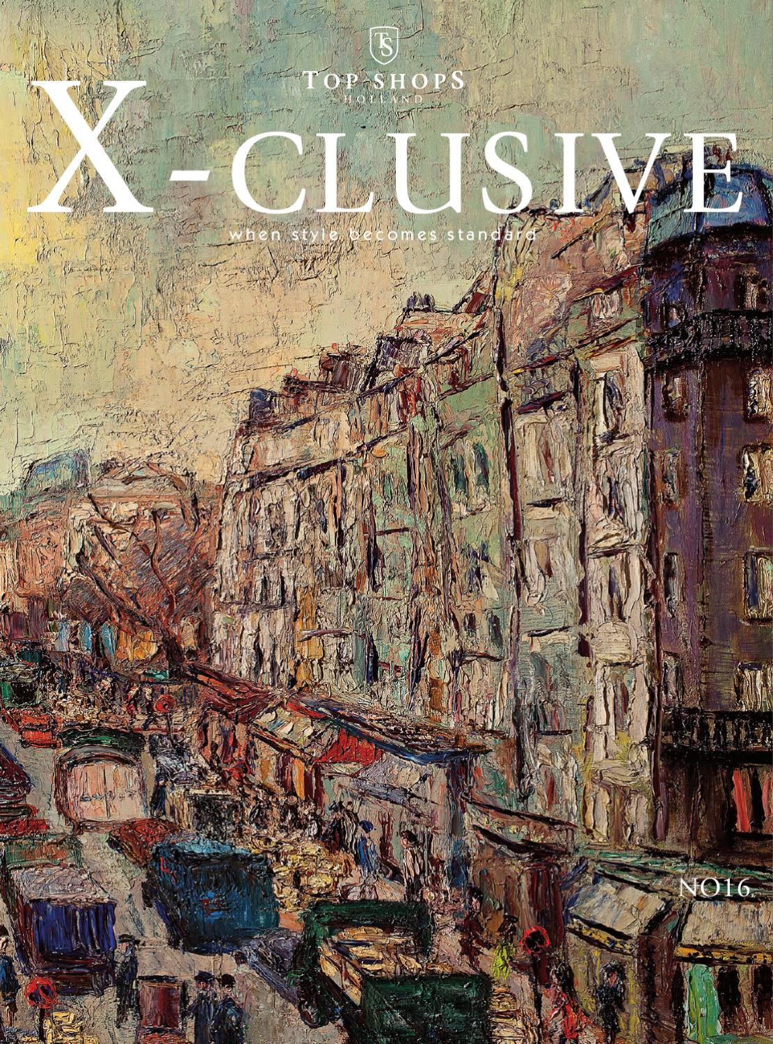 X-clusive 17 by Top Shops - issuu