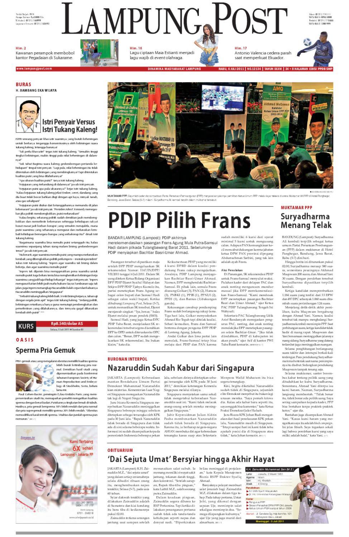 Wawasan 09 Oktober 2014 Page 1 Thumb Large Wawasan 09 Oktober 2014 ...