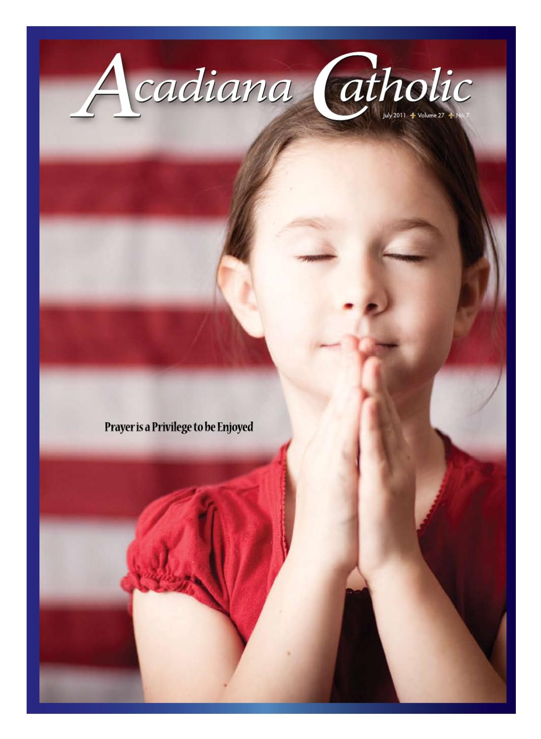 Acadiana Catholic By Acadiana Catholic Issuu