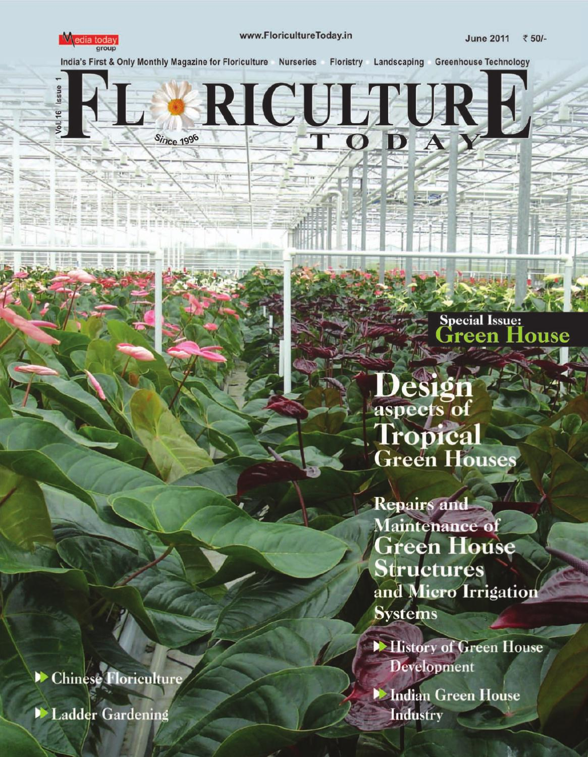 Starting a Greenhouse Business