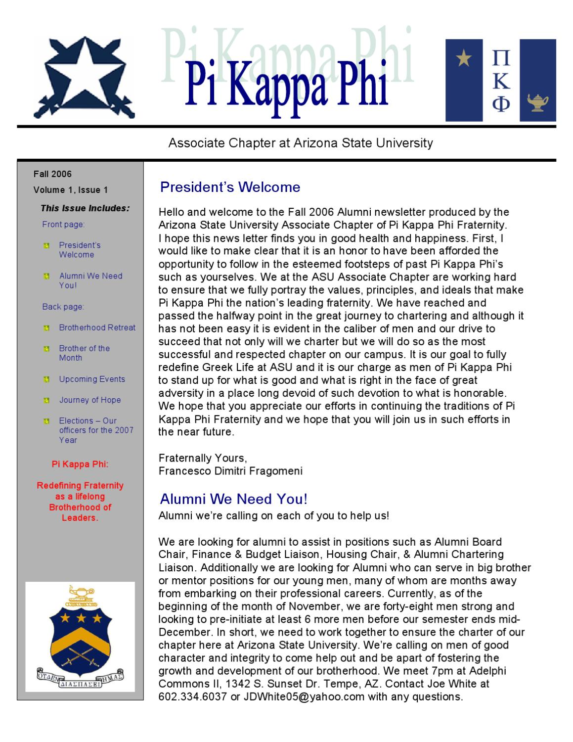 fraternities and brotherhood This piece was sent to us and is directed at black fraternities and sororities perhaps it is due time we examined the true nature of greek brotherhood by taking.