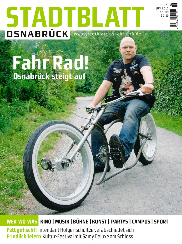 STADTBLATT 2011.06 by bvw werbeagentur - issuu