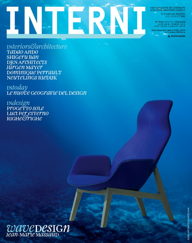 Interni 643 - July/August 2014 by Interni Magazine - issuu