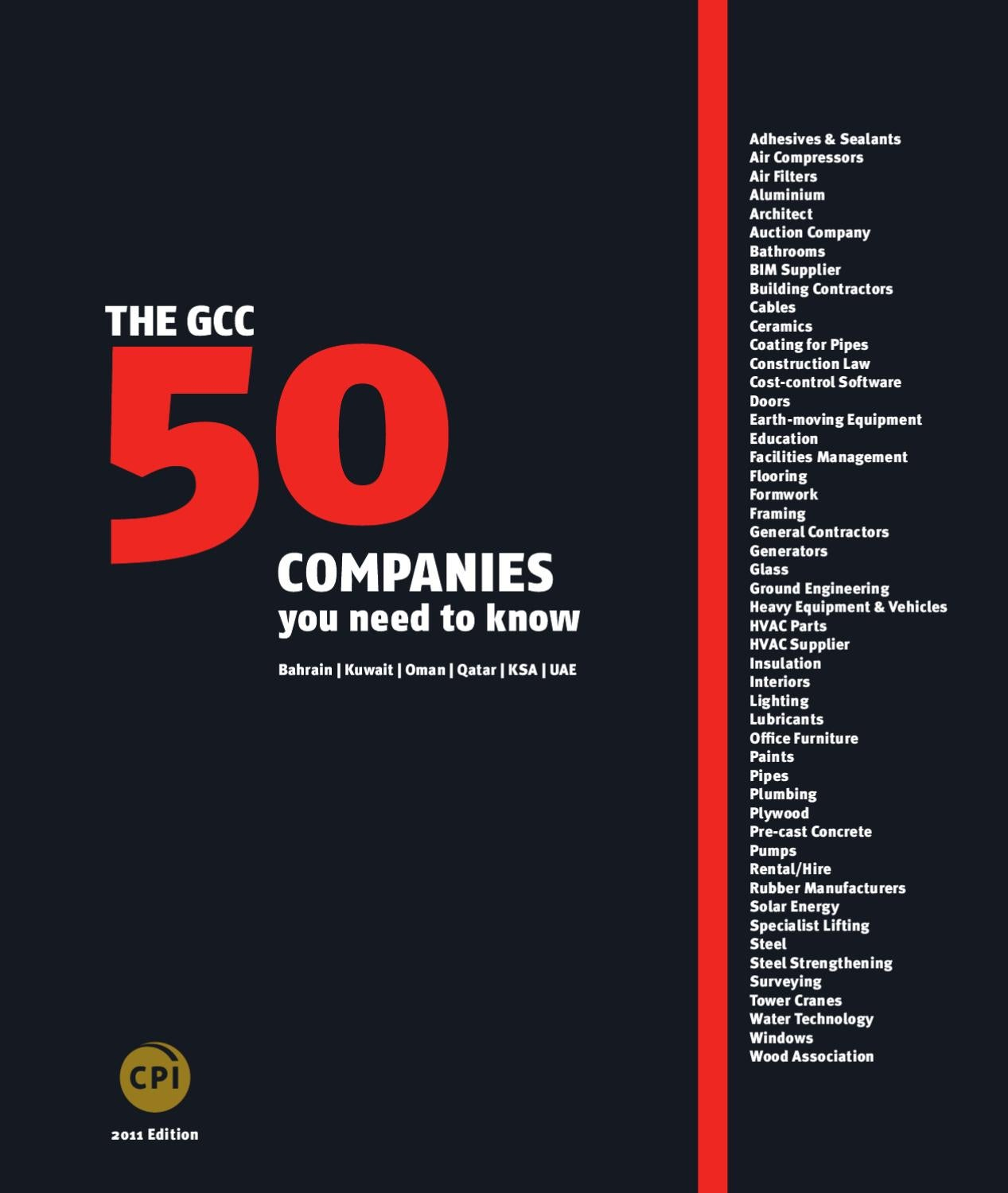 The Gcc 50 By Big Project Middle East Issuu