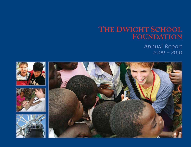 annual report by dwight school issuu