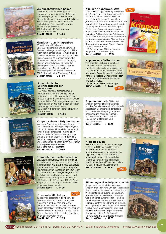 Anna versand bastelkatalog by die katalog for Versand katalog