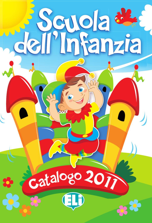 Scuola dell 39 infanzia by eli publishing issuu for Scuola clipart